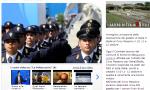 """Blog Beppe Grillo: """"La polizia sei tu. Sono senza soldi e Renzi li sbeffeggia"""""""