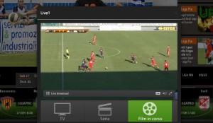 Grosseto-Forli: diretta streaming su Sportube, ecco come vederla