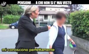Le Iene, insegnante riceve pensione integrativa da sindacalista con solo un mese di contributi