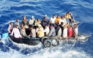 Terrorista palestinese sbarcato coi clandestini è scomparso nel nulla