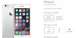 Come ordinare iPhone 6 su Apple Store, disponibile dal 26 settembre 2014
