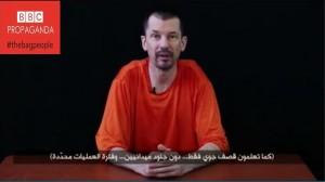 "Isis, nuovo video John Cantlie: ""Obama irritante, strategia Usa prevedibile"""