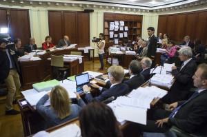 Jobs act approvato in Commissione Senato. M5S e Sel abbandonano lavori