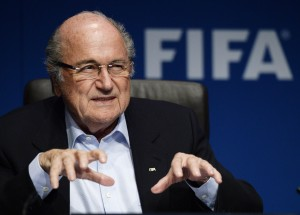 Fifa, Joseph Blatter non molla mai: candidato per la quinta volta