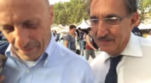 Ignazio La Russa e Alessandro Sallusti cantano Ivano Fossati (video)