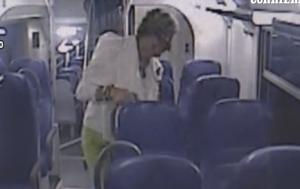 Tunisino ruba iPad sul treno ad una donna: ladro incastrato da un video