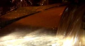 Nubifragio a Foggia: strade invase dal fango, famiglie in fuga VIDEO