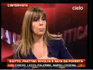 Raffaele Fitto da Maria Latella a L'Intervista su Sky: Pd e FI, troppo vertice