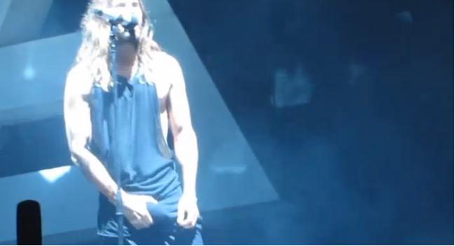 "Jared Leto con un'""anaconda"" tra le mutande: la foto"