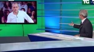 Lilli Gruber non c'è, 'Otto e mezzo' non va in onda. Video: annuncio di Mentana