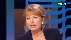 """Lilli Gruber lontana dalla tv per settimane, Mentana: """"Non sta bene"""""""