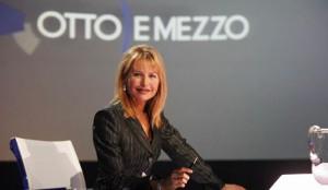 """La7, Lilli Gruber ancora """"indisposta"""": al suo posto Faccia a Faccia con Mentana"""