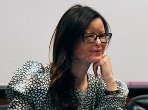 Lucia Annibali, sfigurata con l'acido, difenderà il killer della camorra Setola