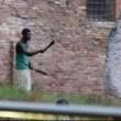 Jesi, uomo armato di machete semina il panico come Kabobo: arrestato02