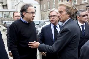 """Ferrari nel caos, Marchionne va a Maranello. Della Valle: """"Sei un furbetto"""""""