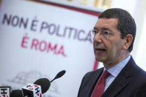 """Roma, Ignazio Marino: """"Fori Imperiali solo per autobus e bici entro dicembre"""""""