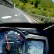 Corsa in moto a 300 km/h sull'autostrada A3, da Salerno a Scafati (VIDEO)