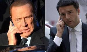 Renzi-Berlusconi, incontro oggi alle 17. Per superare stallo Corte Costituzionale