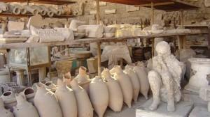 Turisti americani rubano metopa a Pompei, scoperti all'aeroporto di Fiumicino