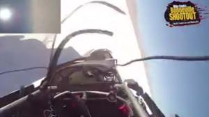 George Poteet, incidente a 595 km/h: illeso VIDEO
