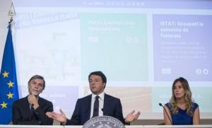 """Renzi da """"una riforma al mese"""" a """"passo dopo passo"""": quando lavoro, burocrazia?"""