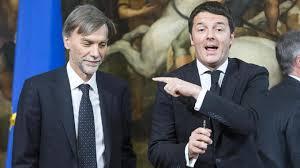 """Matteo Renzi sloggia Delrio dagli Usa. """"Liberi il primo piano prima che torni"""""""