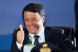 """Matteo Renzi: """"Se Ue è solo spread non ha futuro. Stop ubriacatura tecnocratica"""""""