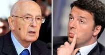 Renzi: cambierò l'Italia. Il Colle: Annunci vanno concretizzati