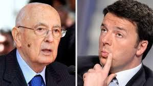 """Renzi: """"Cambieremo l'Italia"""". Napolitano: """"Annunci riforme vanno concretizzati"""""""
