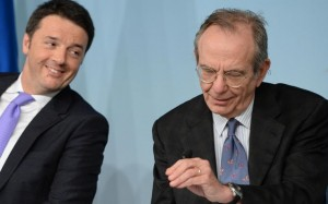 Addio ripresa: -0,3% nel 2014, 0,5% nel 2015. Dove trova i soldi Renzi?