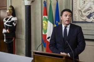 """Renzi: """"1000 giorni ultima chance per l'Italia. Popolarità? Prima le riforme"""""""