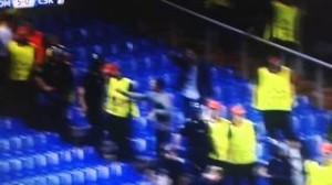 Roma-Cska, scontri tifosi russi-steward (VIDEO). Un accoltellato fuori Olimpico