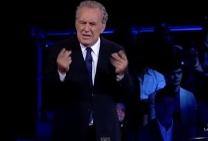 Talk show kaput, anche Santoro perde un milione di spettatori