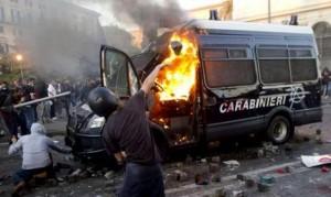 Scontri Roma 15 ottobre 2011, il black bloc Leonardo Vecchiolla si è ucciso
