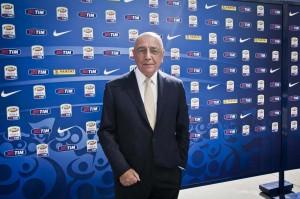 """Adriano Galliani: """"Lotito? Non so che fastidio dia"""""""