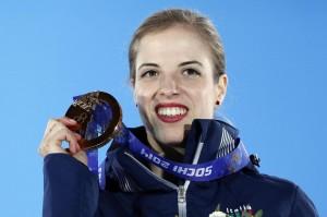 Doping, Coni convoca Carolina Kostner per caso Alex Schwazer