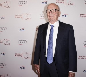 George Clonney regista del film su Rupert Murdoch e le intercettazioni