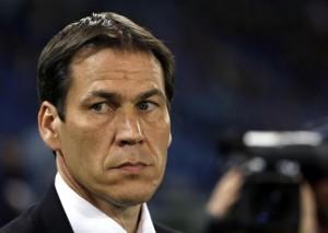"""Roma, Rudi Garcia: """"Scudetto? Non è una corsa a due"""""""