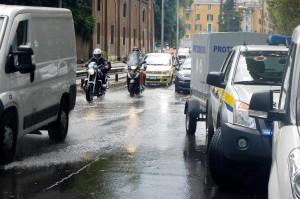 """Maltempo a Roma, """"36 ore di allerta"""". Comunicato della Protezione civile"""