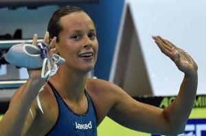 """Doping, Selvaggia Lucarelli: """"Io sto con Federica Pellegrini"""""""