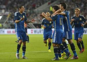 Germania-Argentina 2-4 VIDEO dei gol
