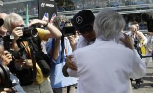 F1, Gp Italia. Vince Hamilton. Crisi Ferrari: nono Raikkonen, Alonso ritirato