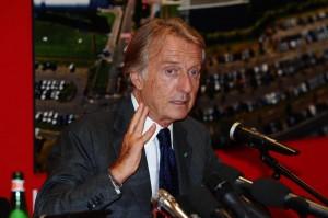 """Ferrari, Montezemolo saluta i giornalisti: """"Le vostre cazzate mi mancheranno"""""""