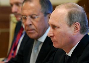 Vladimir Putin (LaPresse)