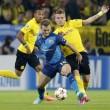 Ciro Immobile, video gol in Borussia Dortmund-Arsenal 2-0 1