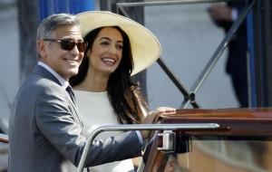 Amal-Clooney, voler sposare una donna colta... Per il gossip-scoop è impossibile