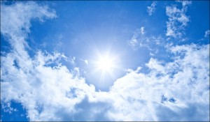 Meteo: caldo e sole fino a mercoledì, poi temporali e fresco