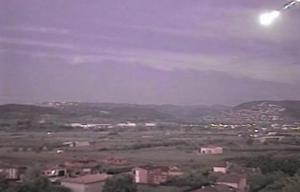 Spagna, meteora si disintegra sui cieli della Catalogna