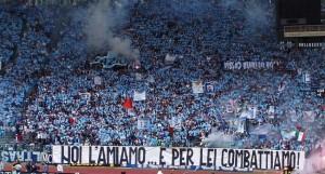 """Curva Nord Lazio: """"Con la Roma un divario incolmabile"""""""