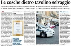 """Roma, dietro il """"Tavolino selvaggio"""" ci sono camorra e 'ndrangheta: Messaggero"""